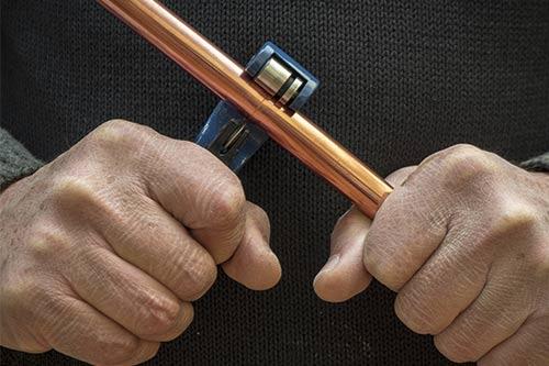 metal cutting pipe